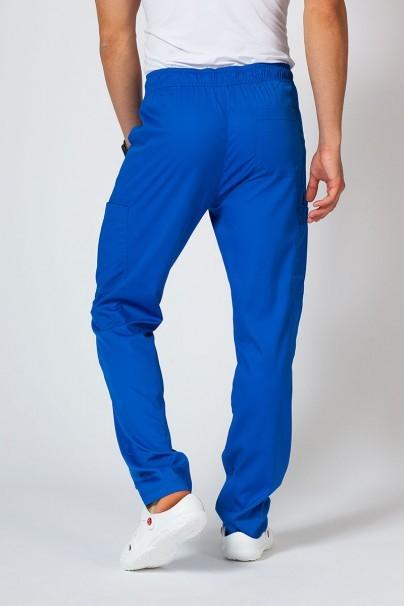 nohavice Lékařské nohavice Maevn Matrix Men Classic královské modré
