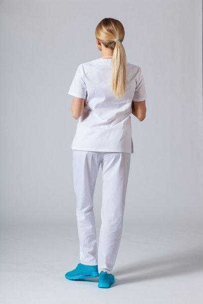 komplety-medyczne-damskie Zdravotnická súprava Sunrise Uniforms bílá