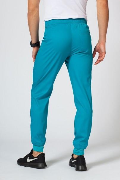 spodnie-medyczne-meskie Lékařské nohavice Maevn Matrix Men mořsky modré