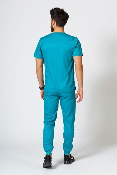 supravy Pánska lekárska súprava Maevn Matrix Men Jogger morsky modrá