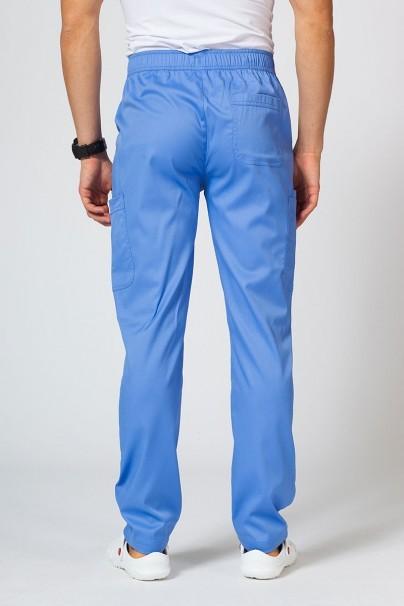 nohavice Lékařské nohavice Maevn Matrix Men Classic klasicky modré