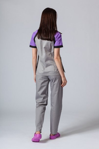 komplety-2 Zdravotnický komplet Sunrise Uniforms šedý (s halenou Active)