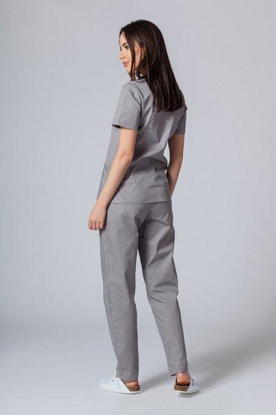 komplety-medyczne-damskie Zdravotnická súprava Sunrise Uniforms šedá