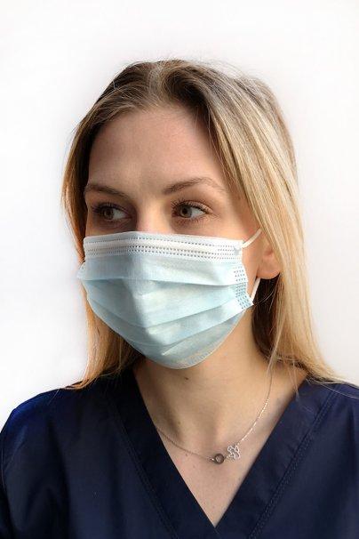 jednorazove-vyrobky Certifikovaná ochranná maska 3-vrstva, jednorázová