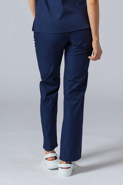spodnie-medyczne-damskie Lékařské kalhoty Maevn Red Panda námořnická modř