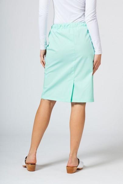 sukne-1 Dlhá zdravotnícka sukňa Sunrise Uniforms mátová