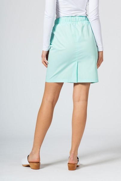 sukne-1 Krátka zdravotnícka sukňa Sunrise Uniforms mátová