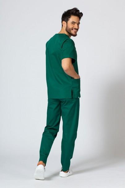 supravy Pánská zdravotnická súprava Sunrise Uniforms tmavě zelená