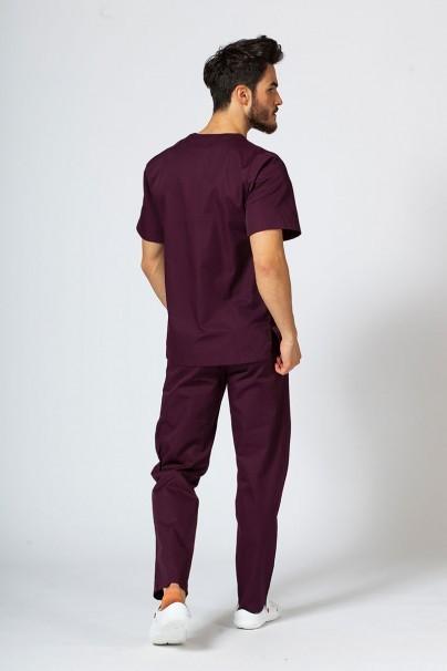 supravy Pánská zdravotnická súprava Sunrise Uniforms burgundová