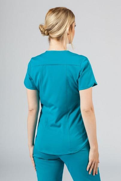 bluzy-2 Dámska blúzka Adar Uniforms Modern morsky modrá