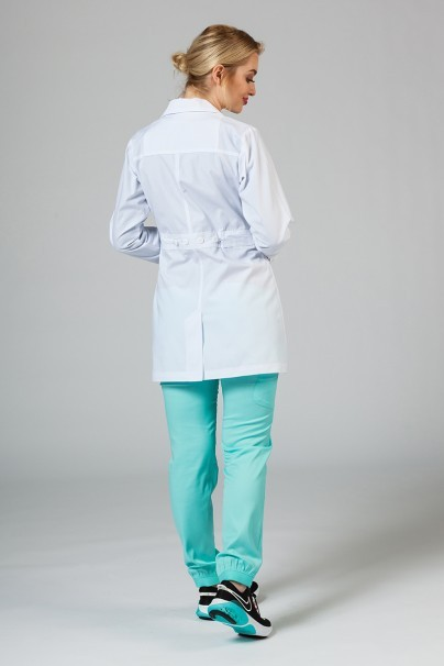 plaste-2 Lekársky plášť Adar Uniforms Perfection biely