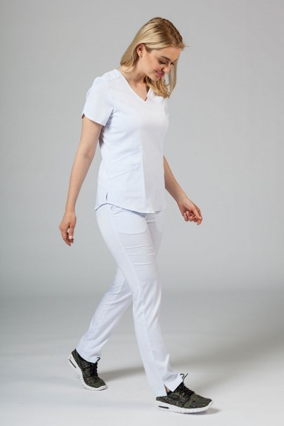 bluzy-2 Dámska blúzka Adar Uniforms Modern biela