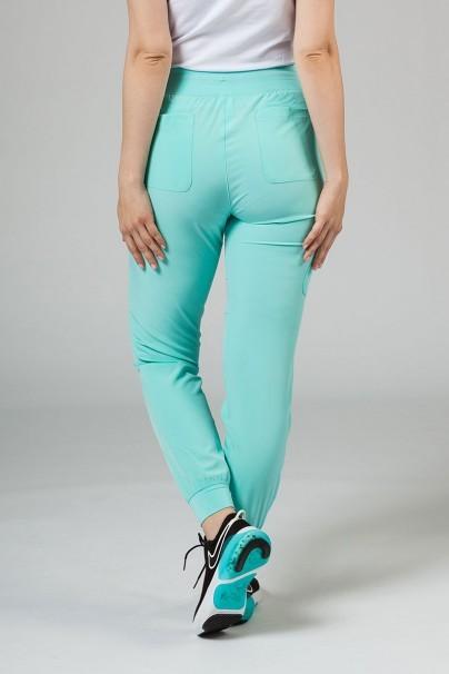 kalhoty-1-1 Dámské nohavice Maevn Matrix Impulse Jogger mátové (aruba)