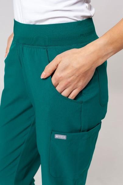 kalhoty-1-1 Lékarske nohavice Maevn Matrix fialové