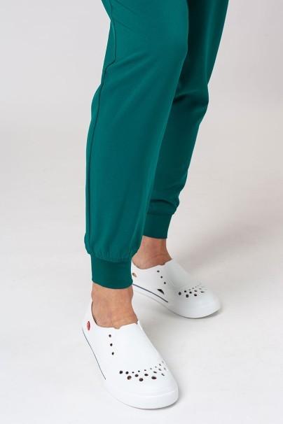 bluzy-2 Lekárska blúzka Maevn Matrix klasicky modrá
