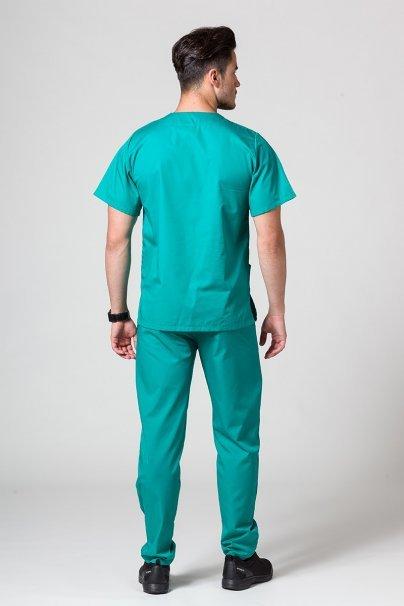 supravy Pánská zdravotnická súprava Sunrise Uniforms zelená