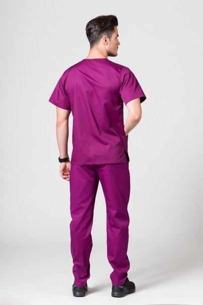 komplety-medyczne-meskie Pánská zdravotnická súprava Sunrise Uniforms lilková