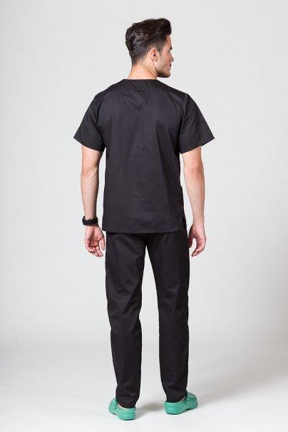 komplety-medyczne-meskie Pánská zdravotnická súprava Sunrise Uniforms černá
