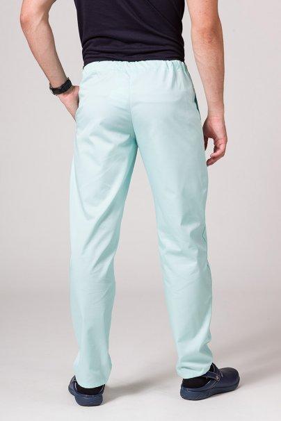 spodnie-medyczne-meskie Univerzální lékarské nohavice Sunrise Uniforms mátové