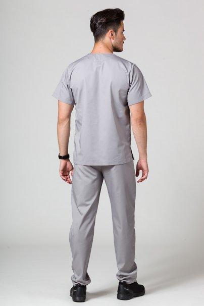 komplety-medyczne-meskie Pánský zdravotnický komplet Sunrise Uniforms šedý