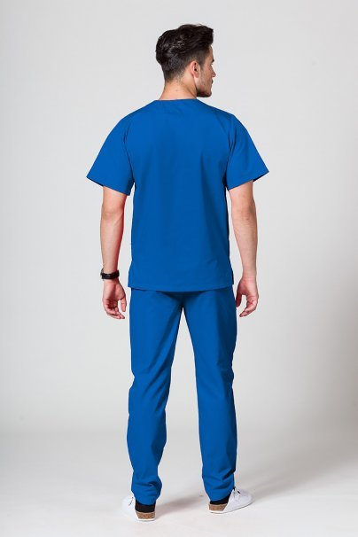 komplety-medyczne-meskie Pánská zdravotnická súprava Sunrise Uniforms královsky modrá