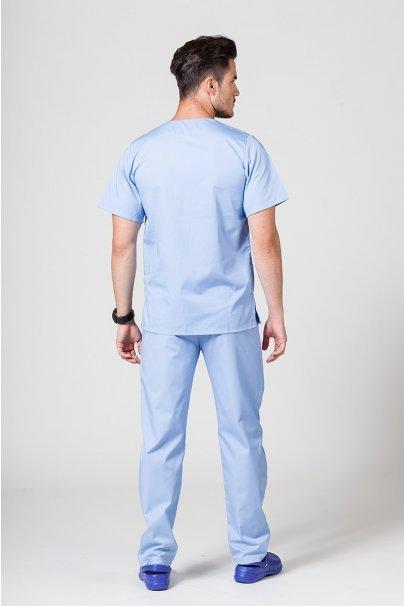 komplety-medyczne-meskie Pánská zdravotnická súprava Sunrise Uniforms modrá