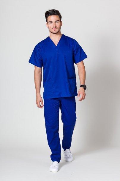 komplety-medyczne-meskie Pánská zdravotnická súprava Sunrise Uniforms tmavě modrá