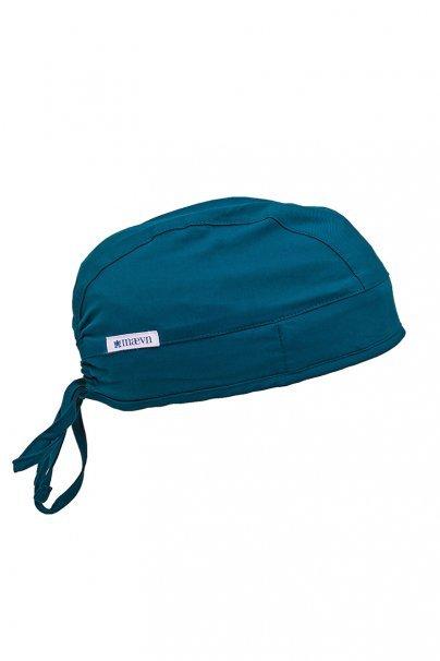 cepice-2 Lekárska čiapka Maevn Elastic Unisex karaibsky modrá