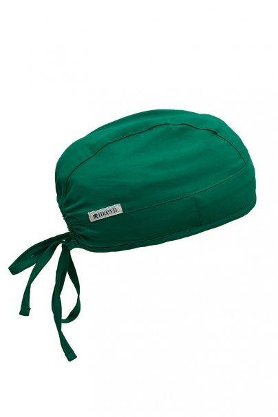 cepice-2 Lekárska čiapka Maevn Elastic Unisex zelená