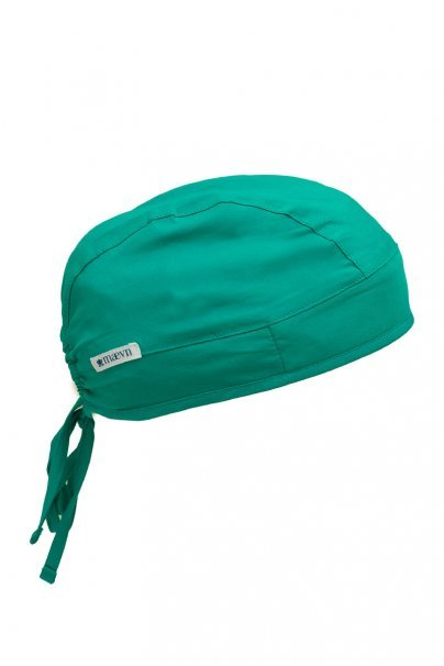 cepice-2 Lekárska čiapka Maevn Elastic Unisex morska zelená