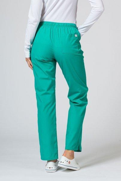 kalhoty-1-1 Lékařské nohavice Maevn Red Panda světle zelené