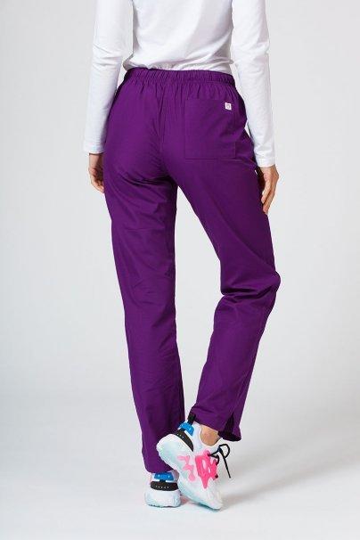 kalhoty-1-1 Lékařské nohavice Maevn Red Panda fialové