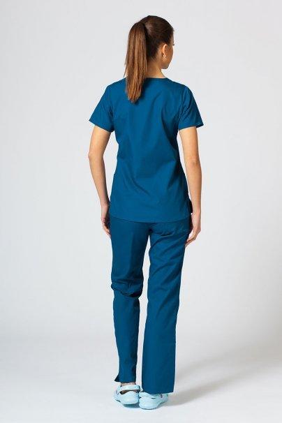 komplety-medyczne-damskie Zdravotnická súprava Maevn Red Panda karaibsky modrá