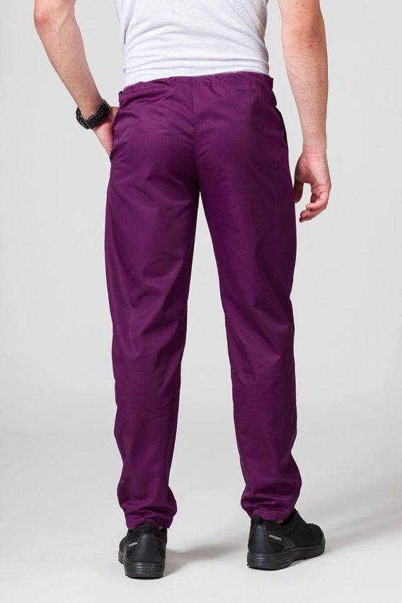 kalhoty-2 Univerzální lékařské kalhoty Sunrise Uniforms lilkové