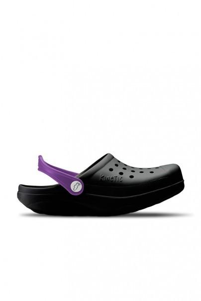lekarska-obuv-2 Obuv Feliz Caminar Kinetic čierna/levanduľa