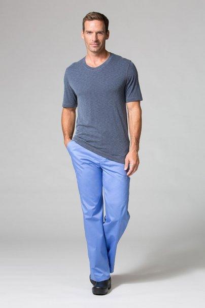 s-kratkym-rukavom Pánske tričko Maevn Modal námornícky modré