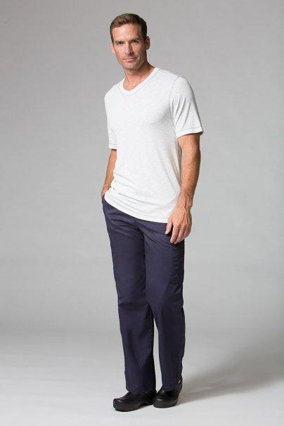 s-kratkym-rukavom Pánske tričko Maevn Modal svetlo šedé