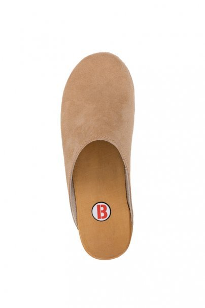 obuwie-medyczne-damskie Zdravotní obuv Buxa model PZM1 béžový semiš