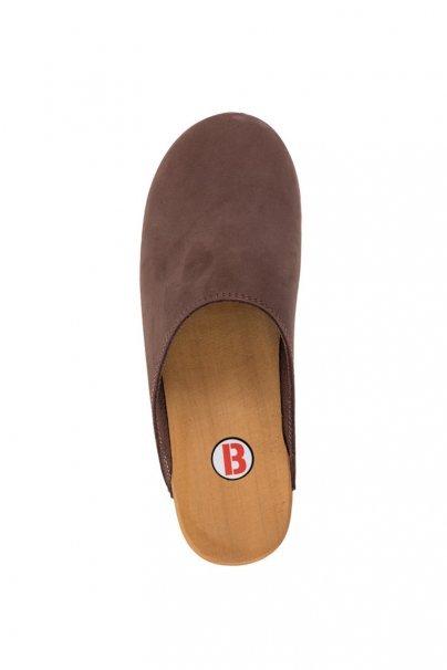 obuwie-medyczne-damskie Zdravotní obuv Buxa model PZM1 hnědý nubuk