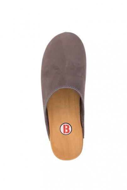 lekarska-obuv-2 Zdravotní obuv Buxa model PZM1 šedý nubuk