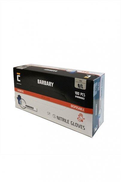 jednorazove-vyrobky Certifikované nitrilové rukavice Cerva, modré, cena za 100 ks