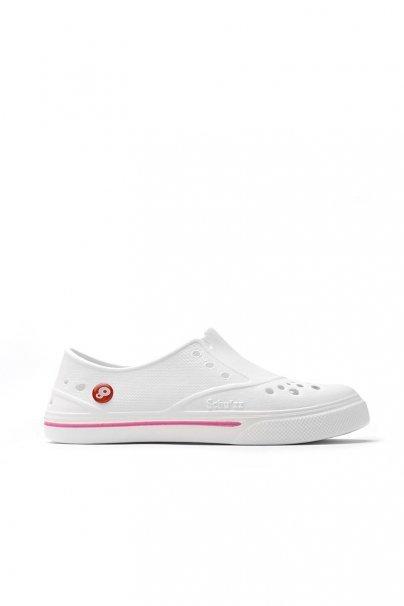 obuwie-medyczne-damskie Schu'zz Sneaker'zz bílé / růžové boty