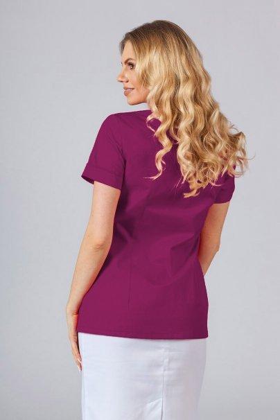 tuniki Tunika Elegance Sunrise Uniforms baklažánová