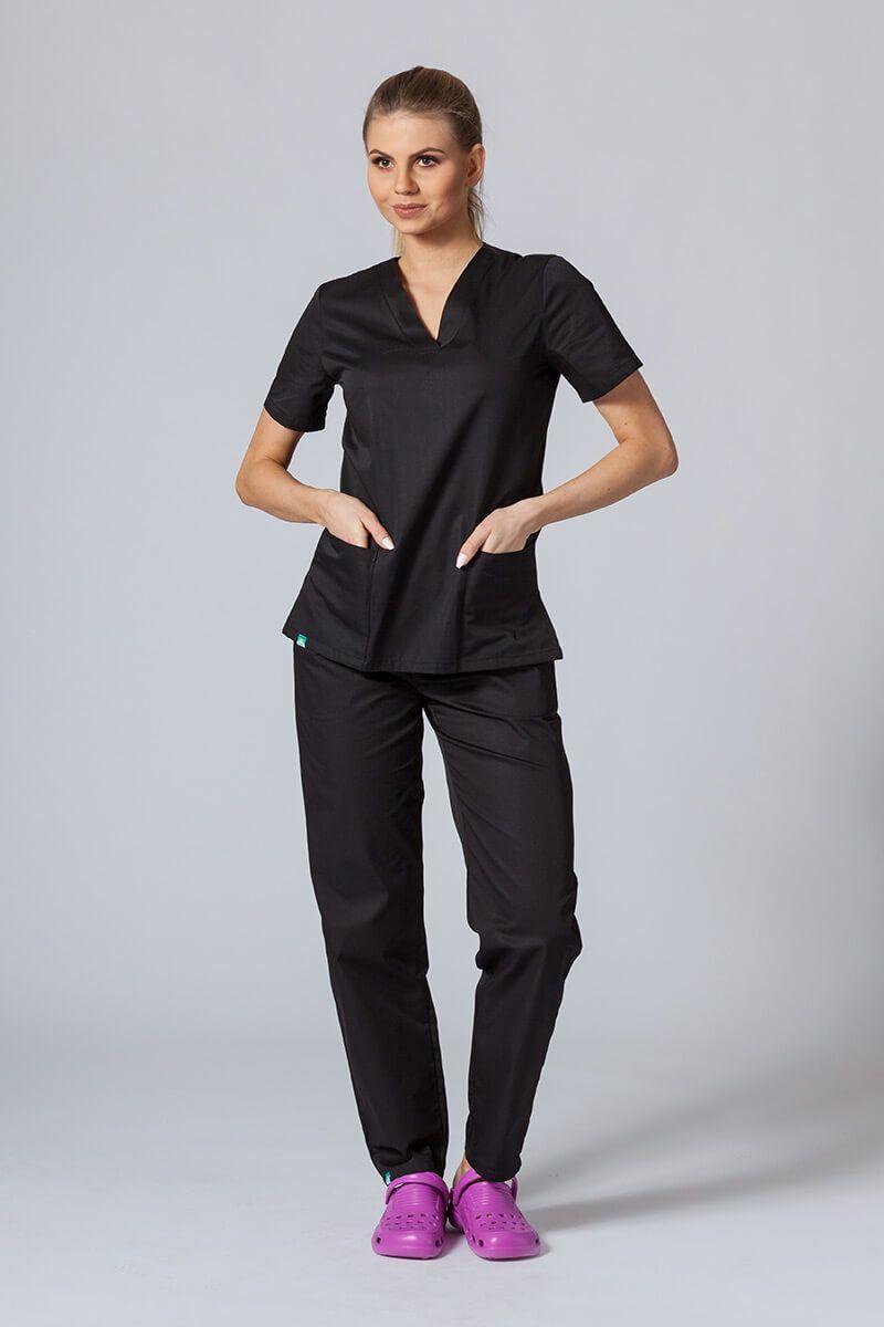 Zdravotnická súprava Sunrise Uniforms čierna