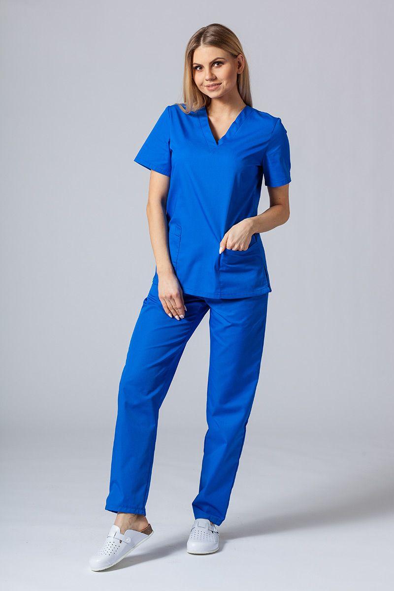 Zdravotnická súprava Sunrise Uniforms královsky modrá