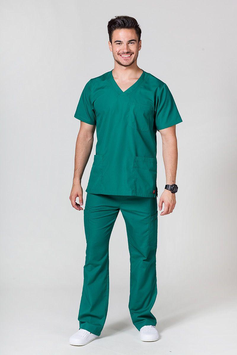 Pánska lekárska súprava Maevn Red Panda zelená