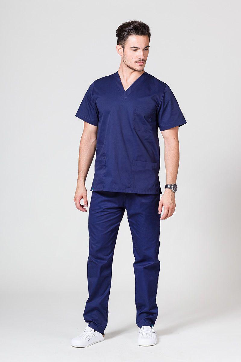 Pánská zdravotnická súprava Sunrise Uniforms námornícká modrá