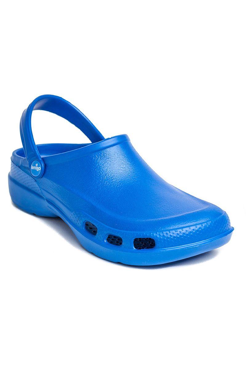 Zdravotnická obuv Comfort Care modrá