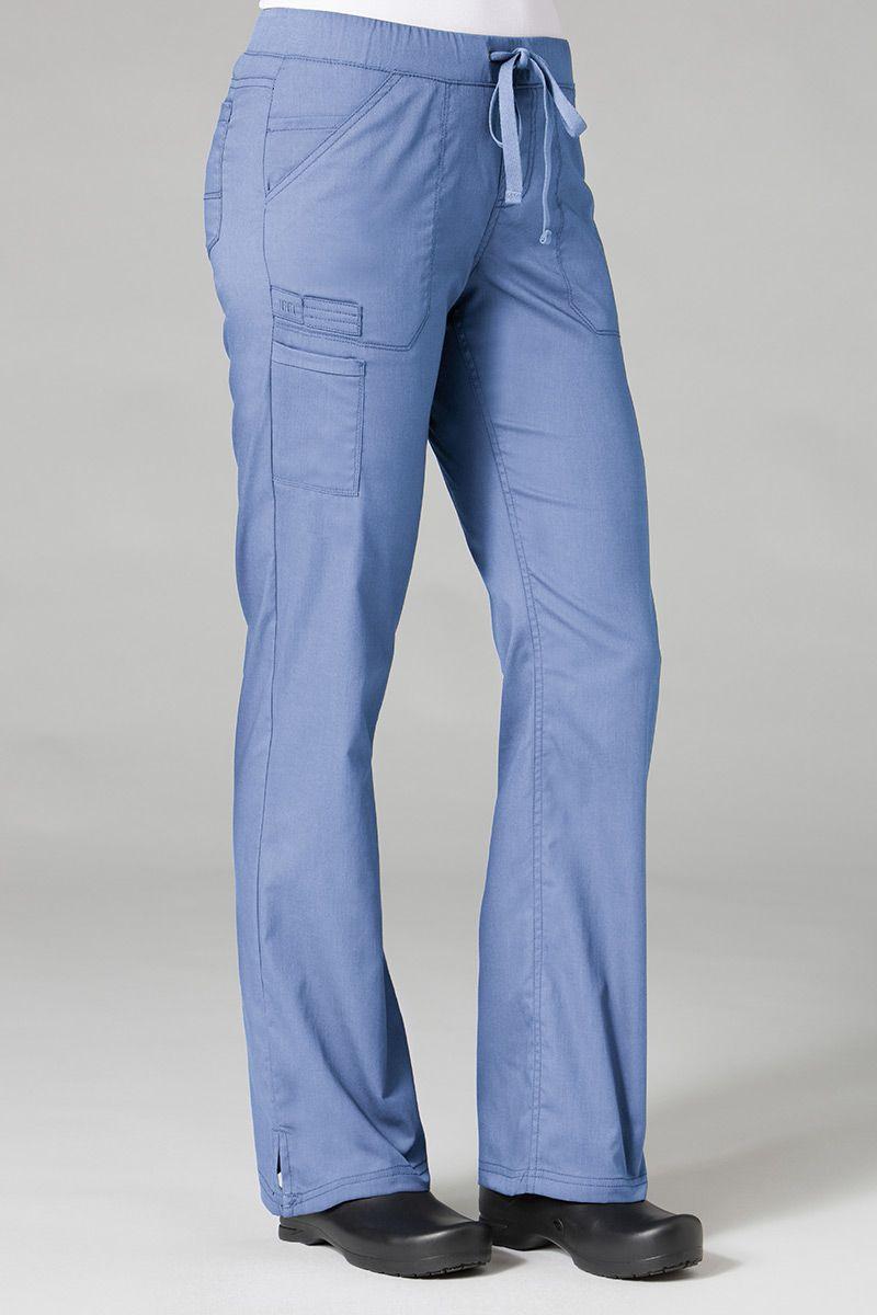 Lékařské kalhoty Maevn PrimaFlex klasicky modré