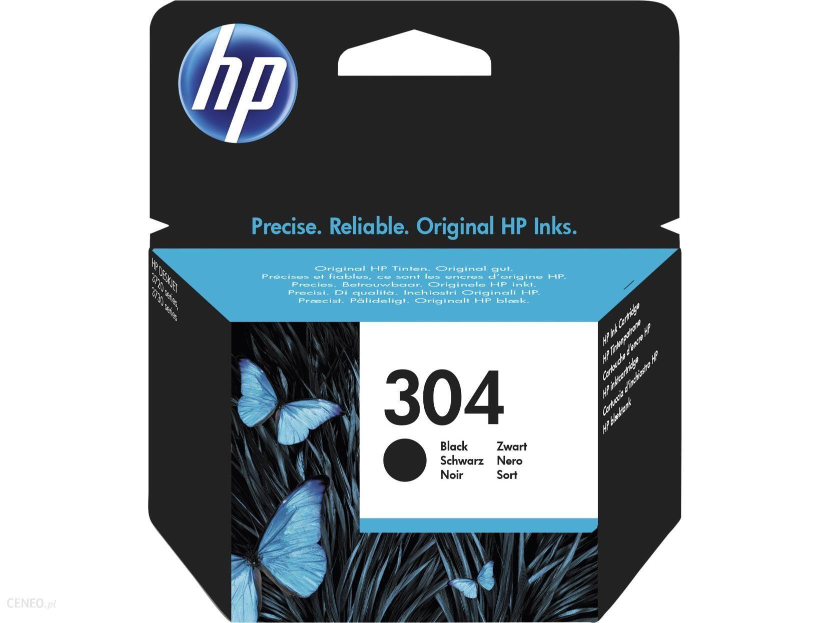 Originální inkoust HP Deskjet Black